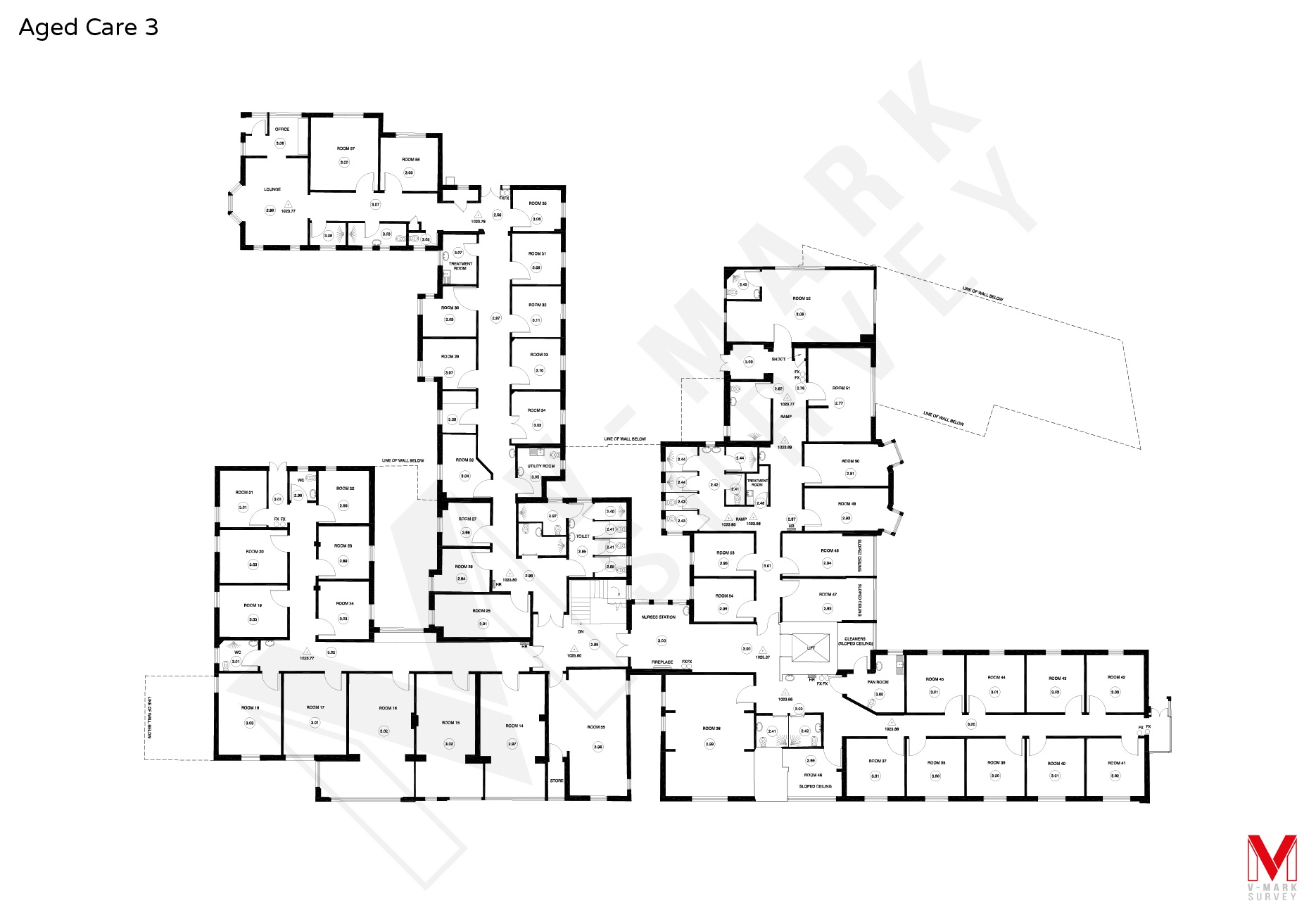 Aged Care Floorplans