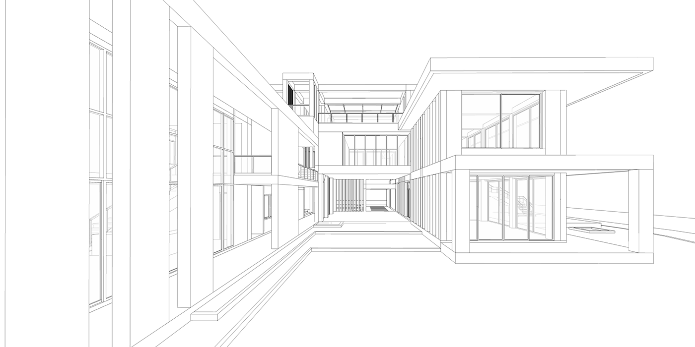 building drawing elevation
